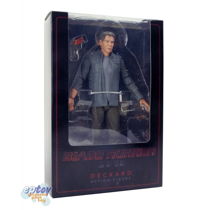 NECA Blade Runner 2049 7-inch Rick Deckard