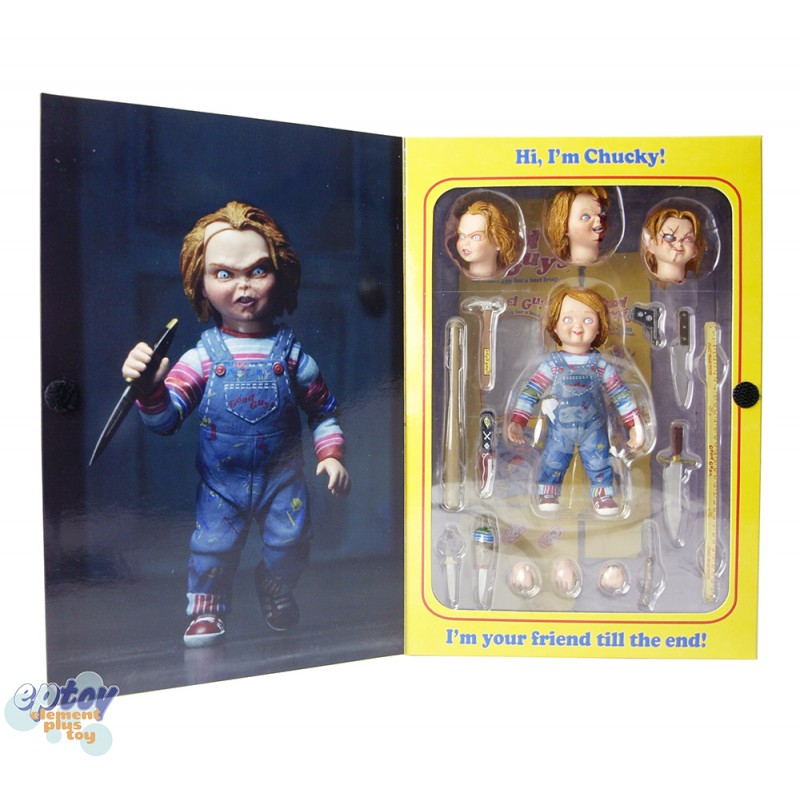 NECA Child's Play Good Guys 4-inch Ultimate Chucky​