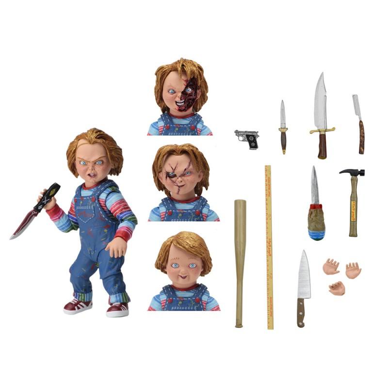 NECA Child's Play Good Guys 4-inch Ultimate Chucky