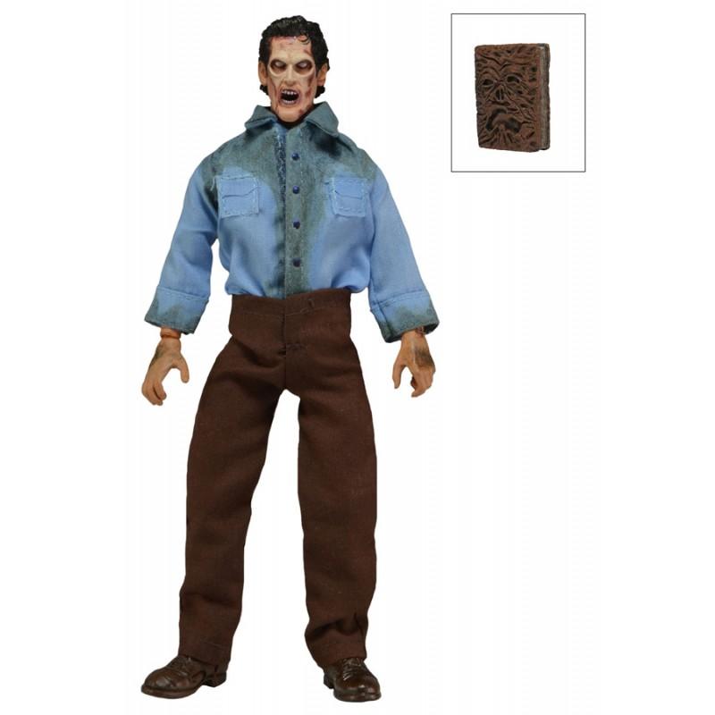 NECA Evil Dead 2 Deadite Ash Clothed Figure
