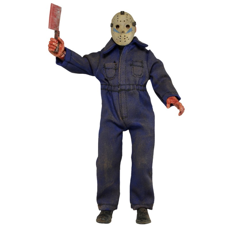 NECA Friday the 13th Part 5 Jason Retro-Style Clothed Figure