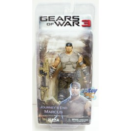 NECA Gears of War 3 Journey's End Marcus