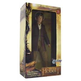 NECA Lord of the Rings The Hobbit Bilbo Baggins 1/4 Figure
