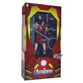 NECA Marvel The Avengers Iron Man 1/4  Figure