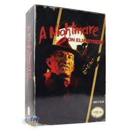 NECA Nightmare On Elm Street 1989 Video Game Appearance Freddy Krueger