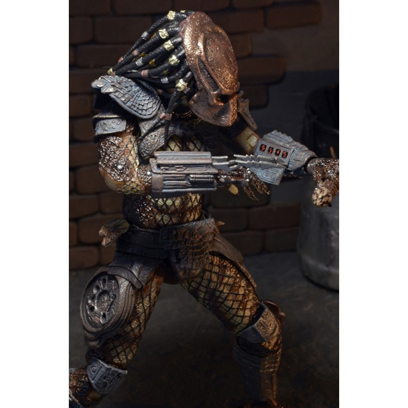 NECA Predator 2 7-inch Ultimate City Hunter