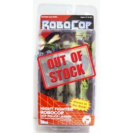 NECA ROBOCOP OCP Police Leader Glows Version