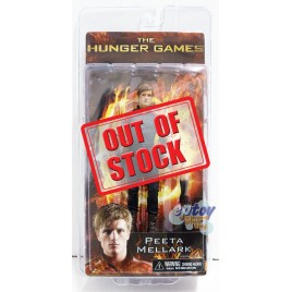 NECA The Hunger Games Peeta Mellark