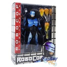 NECA Robocop OCP Police Leader Flamethrower