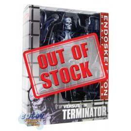 NECA The Terminator Heavy Gunner Endoskeleton