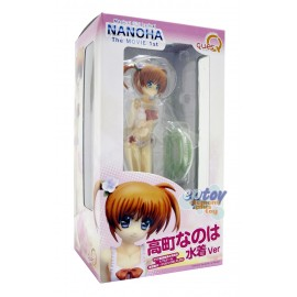 quesQ Magical Girl Lyrical Nanoha Movie Nanoha Takamachi Swimsuit Ver.