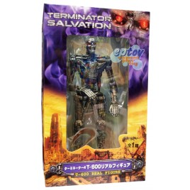 FuRyu Terminator Salvation T-600 Real Figure