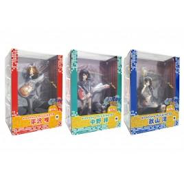 Volks Moekore Plus K-On! Yui Hirasawa Mio Akiyama Azusa Nakano Set