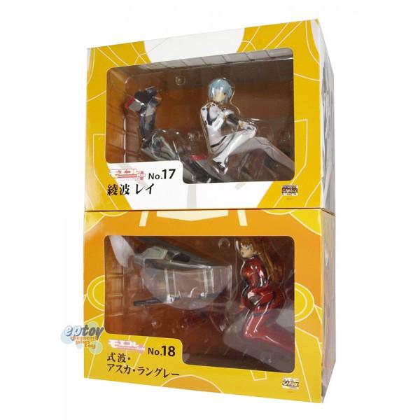 Moekore Plus No.17 Rei Ayanami By Volksf//S
