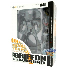 Revoltech No.045 The Mobile Police Patlabor Type-J9 Griffon with Aquaunit