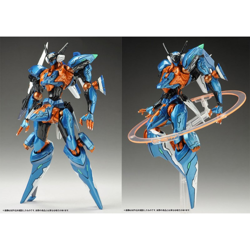 Action Figure Jehuty Zone of the Enders 2Revoltech #103 //KAIYODO
