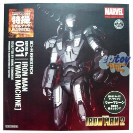 Revoltech SCI-FI No.031 Marvel Iron Man War Machine