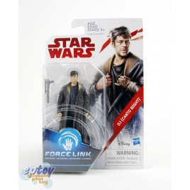 Star Wars Episode 8 The Last Jedi 3.75-inch DJ Canto Bight