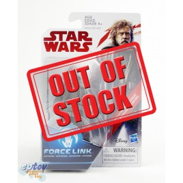 Star Wars Episode 8 The Last Jedi 3.75-inch Luke Skywalker Jedi Exile