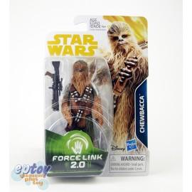 Star Wars Force Link 2.0 3.75-inch Chewbacca