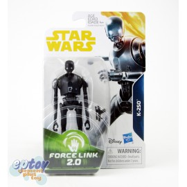 Star Wars Force Link 2.0 3.75-inch K-2SO Kay-Tuesso