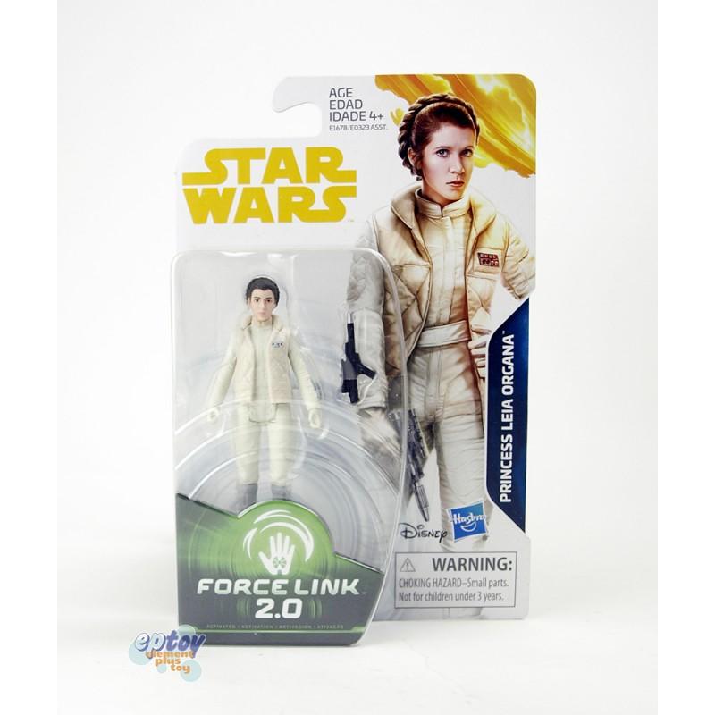 Star Wars Force Link 2.0 3.75-inch Princess Leia Organa