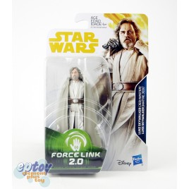 Star Wars Force Link 2.0 3.75-inch Luke Skywalker Jedi Master