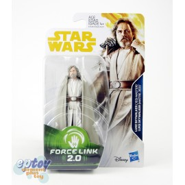 Star Wars Force Link 2.0 3.75-inch Luke Skywalker Jedi Master