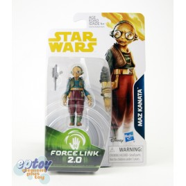 Star Wars Force Link 2.0 3.75-inch Maz Kanata