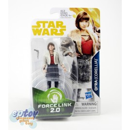 Star Wars Force Link 2.0 3.75-inch Qi'Ra Corellia