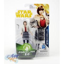 Star Wars Force Link 2.0 3.75-inch Qi'Ra Corellia