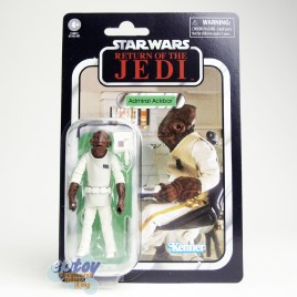 Star Wars Vintage Collection 3.75-inch VC22 Return of the Jedi Admiral Ackbar
