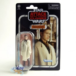 Star Wars Vintage Collection 3.75-inch VC32 Attac of the Clones Anakin Skywalker Peasant Disguise