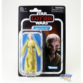Star Wars Vintage Collection 3.75-inch VC121 The Last Jedi Supreme Leader Snoke