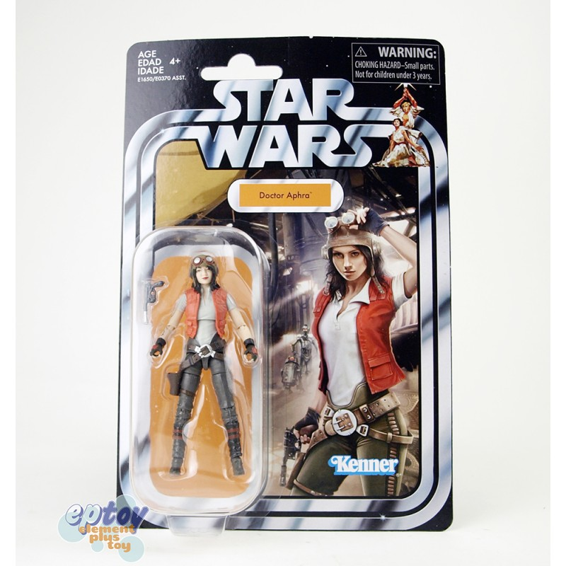 Star Wars Vintage Collection 3.75-inch VC129 Doctor Aphra