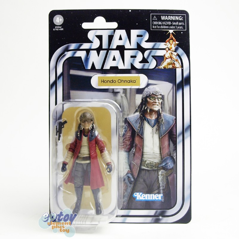 Star Wars Vintage Collection 3.75-inch VC173 Hondo Ohnaka