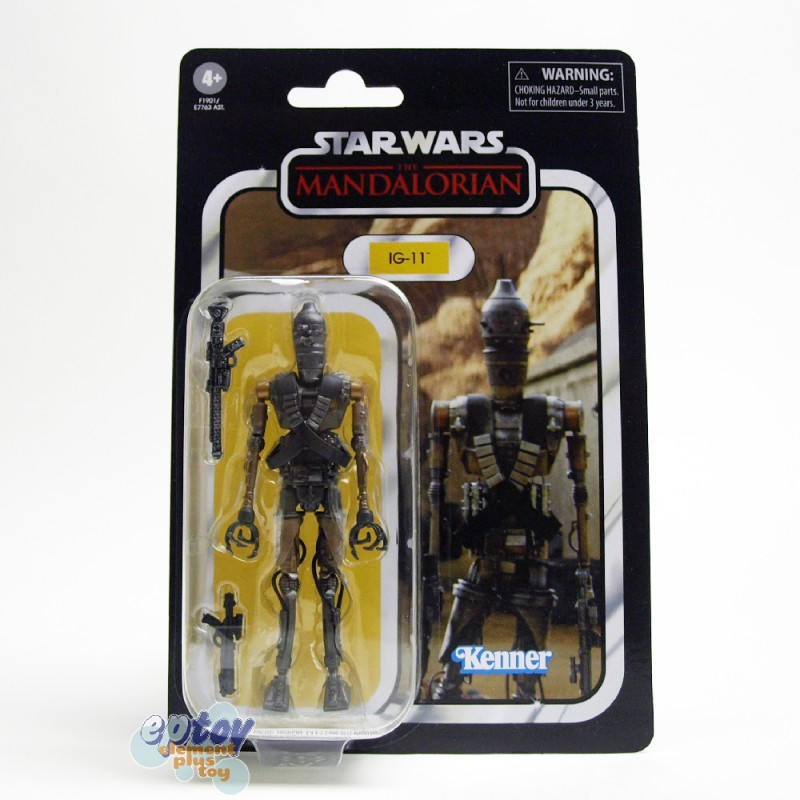 Star Wars Vintage Collection 3.75-inch VC206 The Mandalorian IG-11