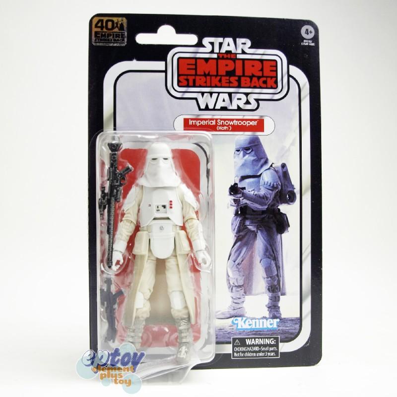 Star Wars 40th The Empire Strikes Back 6-inch Boba Fett Snowtrooper Chewbacca Luke Darth Vader Set of 5