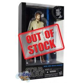 Star Wars The Black Series 6-inch #08 Obi-Wan Kenobi