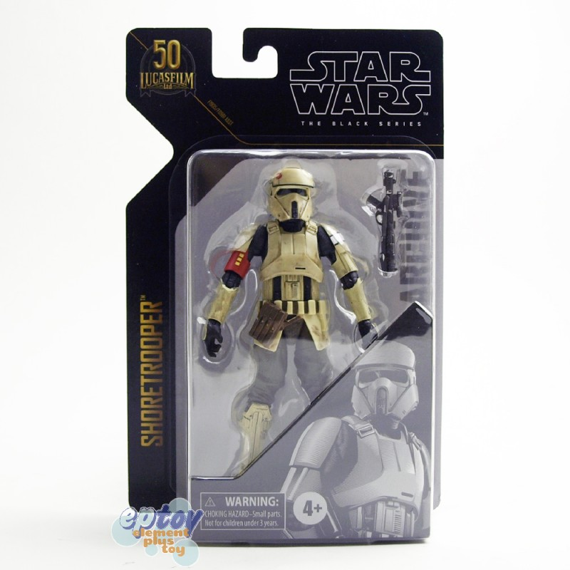 Star Wars The Black Series 6-inch Greatese Hits Yusken Raider Shoretrooper Death Trooper Hovertank Driver Set of 4