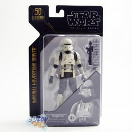 Star Wars The Black Series 6-inch Greatese Hits Archive Imperial Hovertank Drive