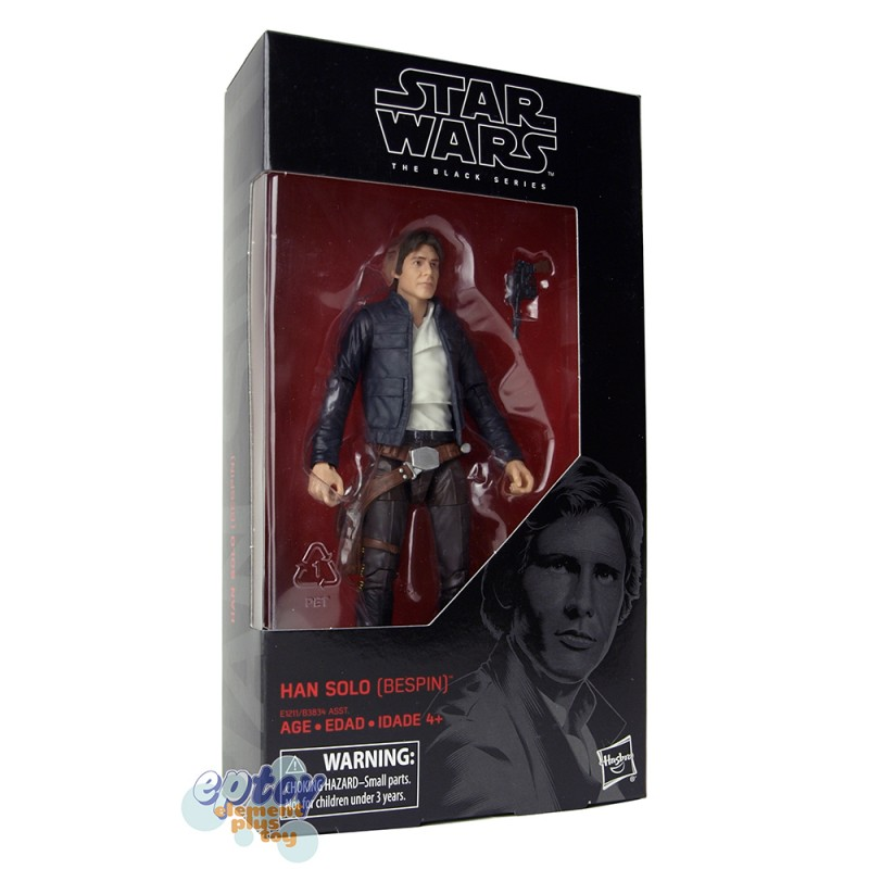 Star Wars The Black Series 6-inch #70 Han Solo Bespin