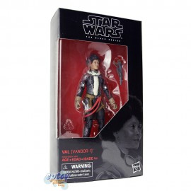 Star Wars The Black Series 6-inch #71 Val Vandor-1