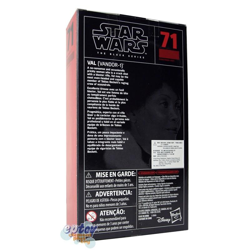 Star Wars The Black Series 6-inch #77 Rio Durant