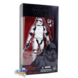 Star Wars The Black Series 6-inch #04 First Order Stormtrooper