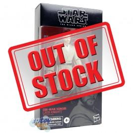 Star Wars The Black Series 6-inch #111 Obi-Wan Kenobi Jedi Knight
