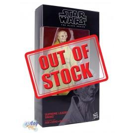 Star Wars The Black Series 6-inch #54 Supreme Leader Snoke