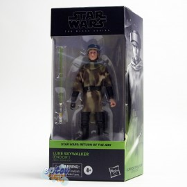 Star Wars The Black Series 6-inch Return of the Jedi #04 Luke Skywalker Endor