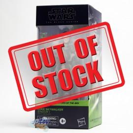 Star Wars The Black Series 6-inch Return of the Jedi #04 Luke Skywalker Endor