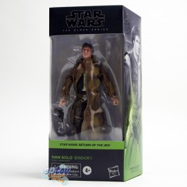 Star Wars The Black Series 6-inch Return of the Jedi #05 Han Solo Endor